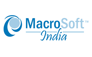 Macrosoft India Logo